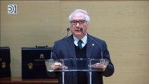 Al ministro de Universidades Castells no le gusta el Ministerio de Universidades