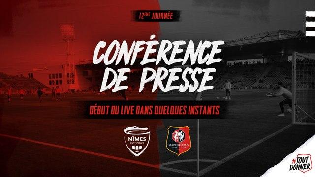 J12. #NOSRFC. Conférence de presse d'avant-match