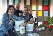 Pod Paint lance une peinture écologique «made in Alsace»