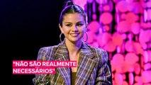 Selena Gomez promete não fazer mais videoclipes sensuais