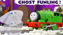 Spooky Ghost Funling with Thomas and Friends and the Funny Funlings in this Halloween Real Ghost Toy Story Full Episode English