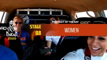 Dakar 2020 - Stage 8 - Portrait of the day - Women