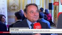 Municipales: André Laignel dénonce «  une médiocre manœuvre politique »