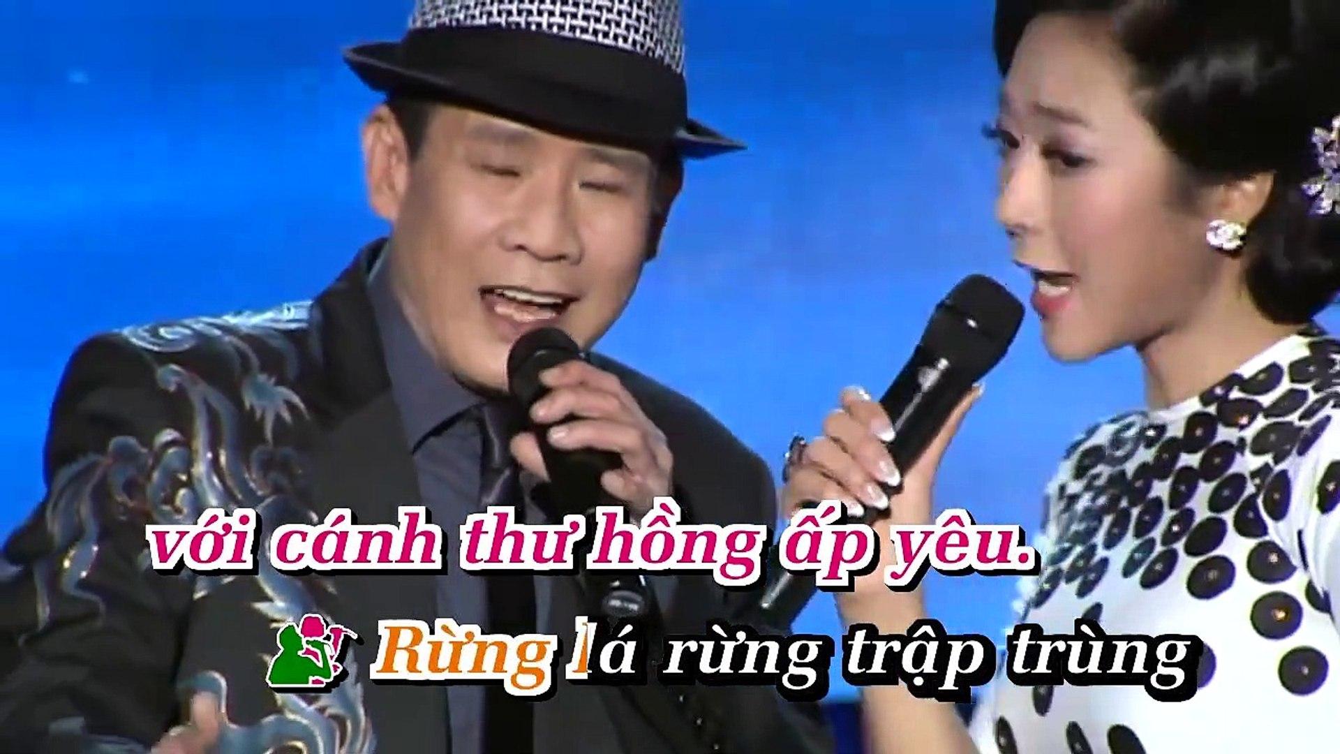 [Karaoke] Biết Đến Bao Giờ - Hà Thanh Xuân Ft. Tuấn Vũ [Beat]