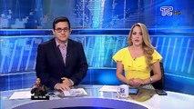 Conductor en supuesto estado de embriaguez chocó a un patrullero estacionado al sur de Guayaquil