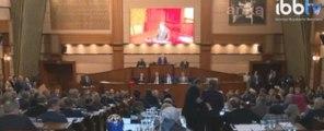 Saray'ın adı geçince İBB'de tansiyon yükseldi