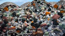 Researchers break down plastic using sunlight
