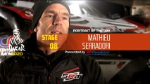 Dakar 2020 - Stage 8 - Portrait of the day - Mathieu Serradori