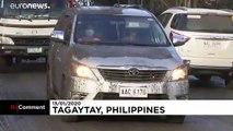 Filipinler alarmda: Taal Yanardağı faaliyete geçti; kül dumanı Manila'ya ulaştı
