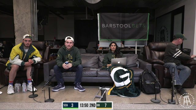 Electric Chair Live Blog | Full Video Replay:  Seahawks vs Packers