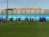 Barça - Le dernier entraînement de Valverde ?