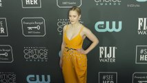 Critics' Choice Awards Celebrity Red Carpet Arrivals 2020