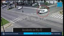 Grave accidente en 19 y 72