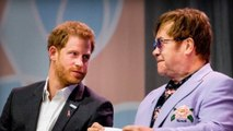 Elton John denies knowing about Prince Harry and Meghan's royal exit before The Queen