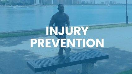 Gideon Akande - Injury Prevention