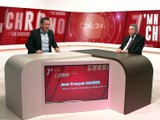 Jean François Barnier - Maire du Chambon-Feugerolles et Président de l'AMF 42 - 7 MN CHRONO - TL7, Télévision loire 7