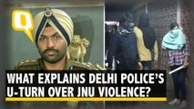 JNU Unrest: How Delhi Police Negated Its Own Theory in Just 3 Days