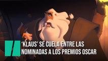 'Klaus' se convierte en la segunda película de animación española nominada a los Oscar