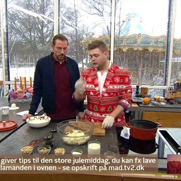 4|8 - Casper Sobczyk ~ Julemad ~ 24 December 2019 ~ Go Jul Danmark ~ TV2 Danmark