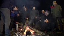 Trabzon'da coşkulu 'kalandar' kutlaması