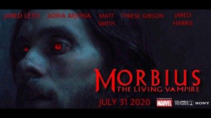 Morbius Movie >> The Latest Morbius Film Videos On Dailymotion