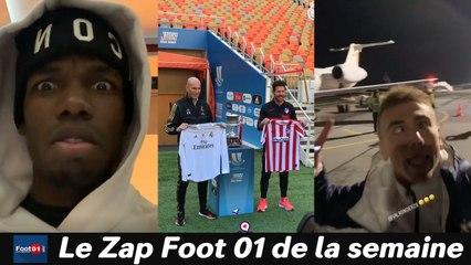Mbappé va saluer un gamin, Neymar a un truc sur les pénos, Thauvin s'éclate chez le coiffeur