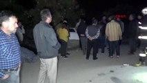 Antalya otomobil şarampolde yan yattı: 1 ölü, 1 yaralı