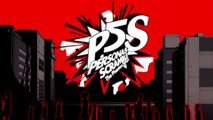 Opening de Persona 5 Scramble: The Phantom Strikers