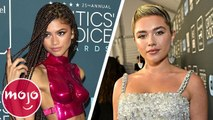 Top 10 Best Looks at the Critics' Choice Awards (2020)