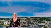 Le très gros lapsus de la présentatrice belge Ophelie Fontana