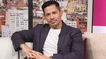 Jay Hernandez's Mom Loves to Watch Him 'Be Magnum', But Really Wants to Meet Tom Selleck