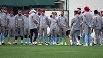 Spor trabzonspor, denizlispor maçı hazırlıklarına başladı
