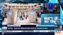 What's up New York: Les mutations du secteur retail au salon NRF - 13/01