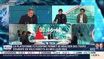 Le Pitch: Pascal Jehan (Flylooping) vs Michaël Benchabat (MeilleursBiens.com) - 13/01