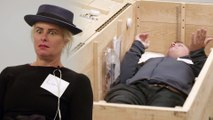 Fake Focus Groups: The Airline Coffin Prank