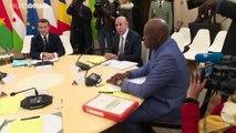 Macron hält Sahelgipfel ab, sichert mehr Soldaten zu