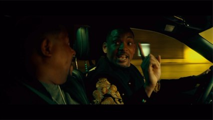 Will Smith And Martin Lawrence In This New Scene From 'Bad Boys For Life'