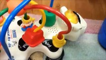 Quick Snippet Review - Vintage VTech Little Smart Moosical Beads Cow