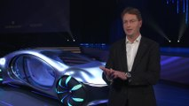 Mercedes-Benz auf der CES 2020 - Interview Ola Källenius