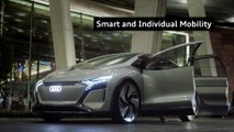 Mobilität smart und individuell – Die Audi Highlights auf der CES 2020
