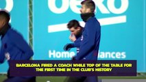 Barcelona's biggest coaching decision since 2003