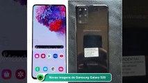 Novas imagens do Samsung Galaxy S20