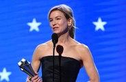 Renee Zellweger praised Judy Garland after Critics' Choice awards win