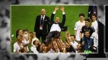 Zinedine Zidane - nine finals, nine trophies