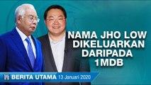 Berita TMI: Nama Jho Low dikeluarkan daripada audit 1MDB; Adun Bersatu ditahan parti dadah
