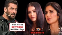 Salman Khan SHOCKING Statement On AFFAIR With Aishwarya Rai, Katrina Kaif| Bigg Boss 13