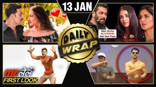 Sara Ali Khan To ROMANCE Akshay Kumar, Salman Khan On EXES, Varun Dhawan's FIRST Look   Top 10 News
