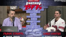 Drafting Top WRs in 2020 - Best of Fantasy BFFs (1/13/2020)