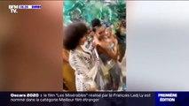 Les images de l'arrivée triomphale de Miss France en Guadeloupe
