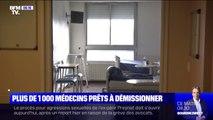 Plus de 1000 médecins se disent prêts à démissionner de leurs fonctions administratives